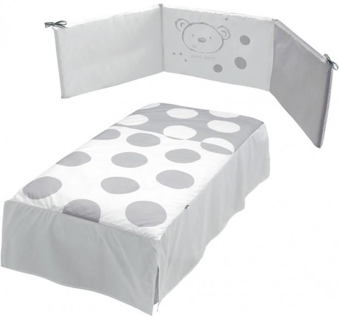 Комплект в кроватку Micuna Бор...