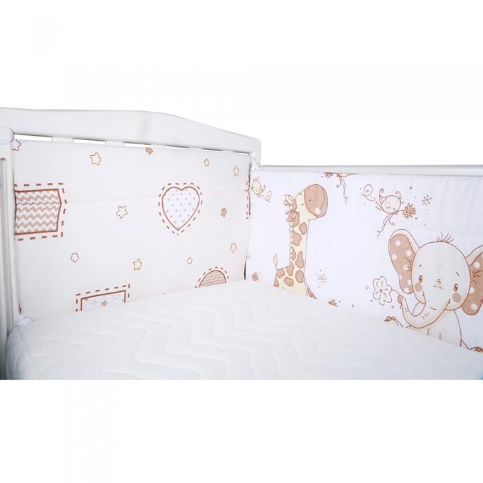 постельное белье bambola африка 3 предмета Бортики в кроватку BamBola Африка