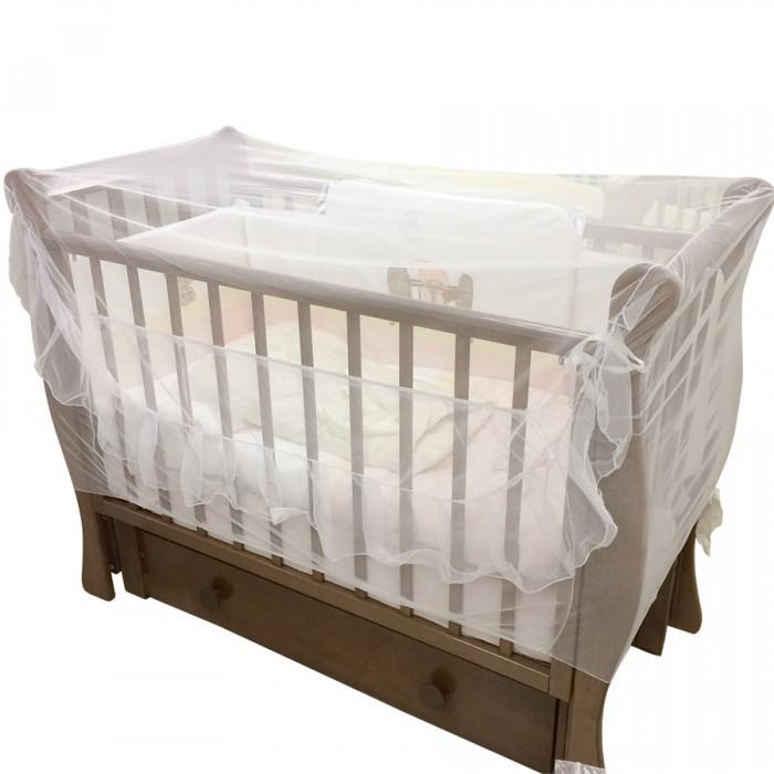 Москитная сетка BamBola на кровать/манеж Сундучок