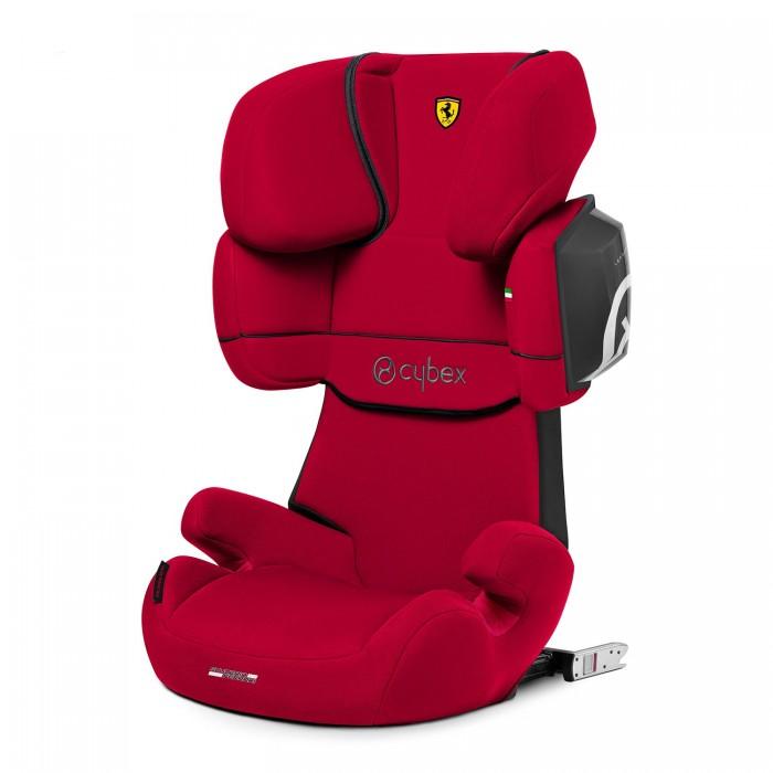 Купить Автокресло Cybex Solution X2-Fix FE Ferrari в интернет магазине. Цены, фото, описания, характеристики, отзывы, обзоры