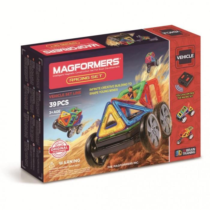 Конструктор Magformers Магнитный Racing set