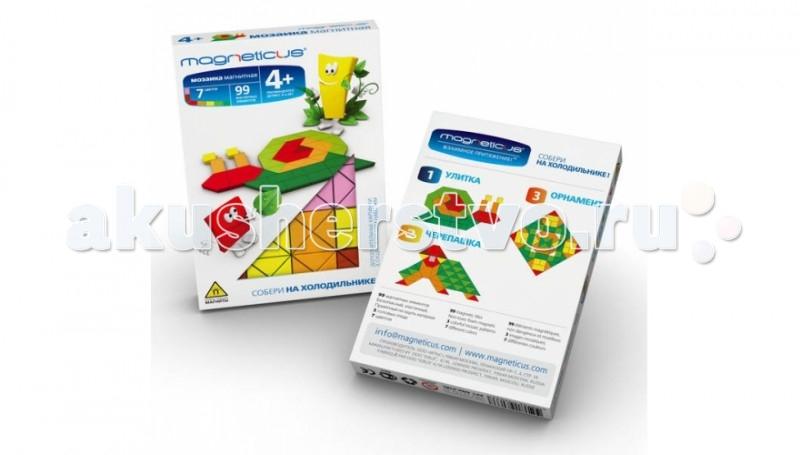 Мозаика Magneticus Мозаика магнитная Улитка цены онлайн