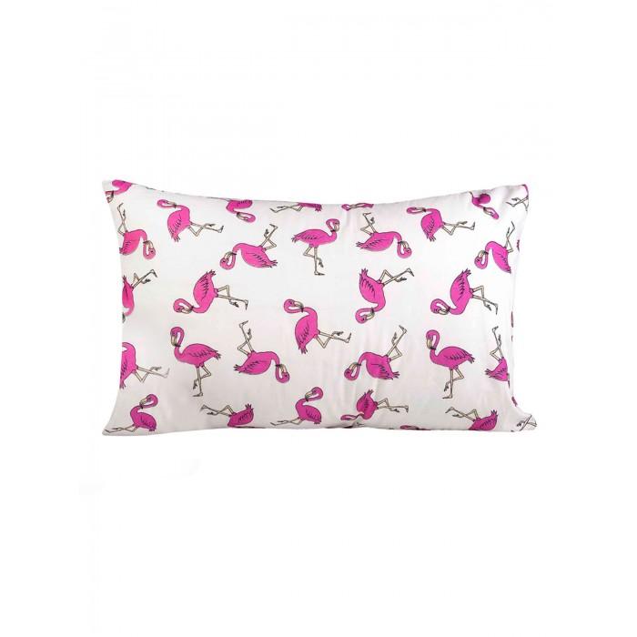 Купить AmaroBaby Наволочка Фламинго 40х60 (поплин) в интернет магазине. Цены, фото, описания, характеристики, отзывы, обзоры