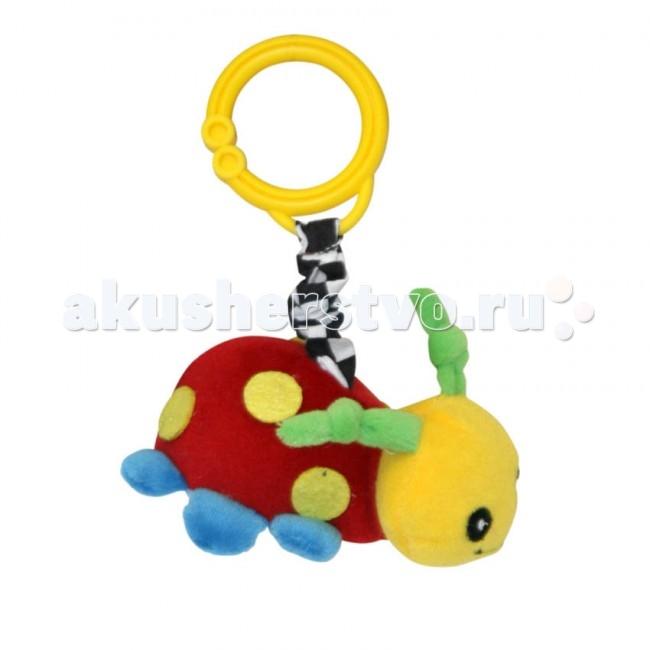 Подвесные игрушки Bertoni (Lorelli) Божья коровка с вибрацией
