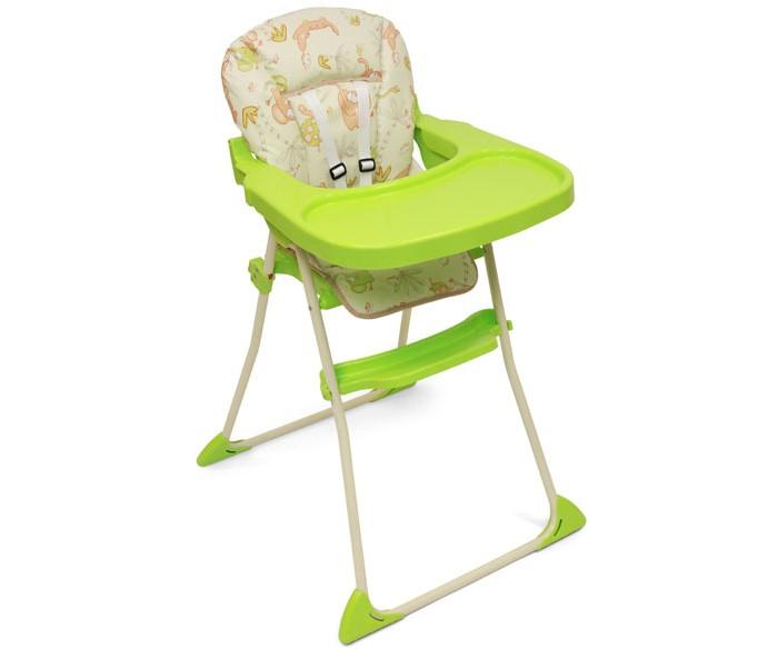 Стульчик для кормления Globex МиниМиниСтульчик для кормления Globex Мини   Стульчик детский Мини - это легкий, компактный и практичный детский стул для кормления. Очень удобный и не заменимый помощник для кормления ребенка как в домашних условиях так и при выезде на дачу или при дальней поездке. Чехол легко снимается и стирается. Удобный глубокий поднос  Особенности: Компактный стульчик Одно положение по высоте Пластмассовый поднос съемный. Размер: 104 х 70 Вес: 5 кг  Внимание! Цвета в ассортименте!<br>