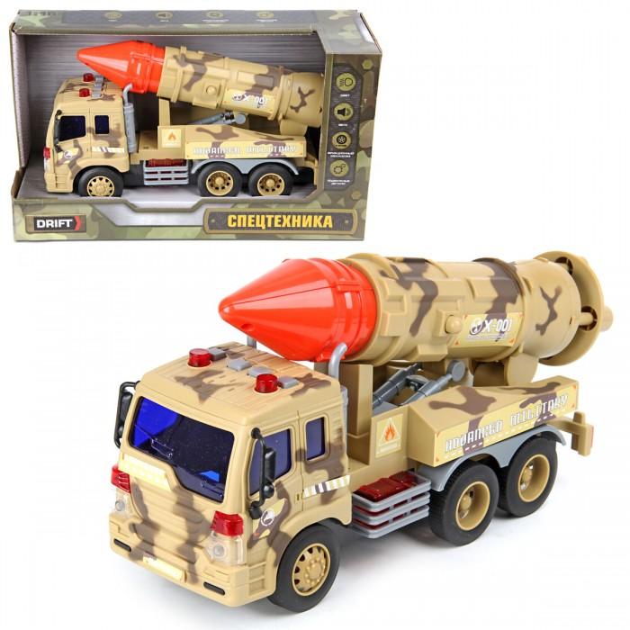 Drift Машина спецтехника Military desert missile vehicle фото