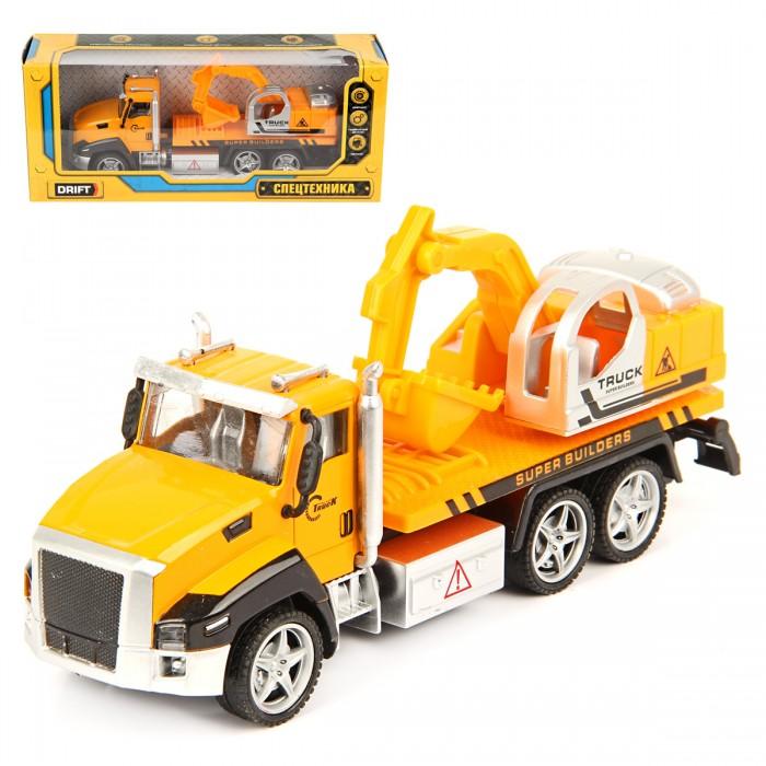 Машины Drift Машина спецтехника Scoop Truck машины нордпласт мусоровоз спецтехника