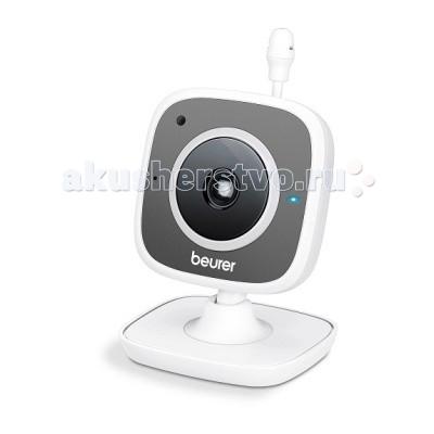 Beurer Видеоняня BY88 (Smart Baby Monitor)Видеоняня BY88 (Smart Baby Monitor)Видеоняня Beurer BY88 (Smart Baby Monitor) больше, чем просто обычная радионяня — в любой момент на собственном устройстве можно услышать и увидеть, что происходит с ребенком. Будь то смартфон, планшетный компьютер или ПК.  Особенности: Камера WLAN HD для Вашего спокойствия днем и крепкого сна ночью. С бесплатным приложением «Beurer CareCam» – для iPhone и Android. Вы можете быть как дома, так и где-то еще — Ваш ребенок, домашние животные и дом всегда под присмотром. Автоматическое предупредительное сообщение на смартфоне. Автоматическая запись при оповещении о движении. Возможна запись в ручном режиме (с сохранением в локальном запоминающем устройстве). Цифровая беспроводная технология обеспечивает прекрасное качество изображения и звука. Использование после загрузки приложения, синхронизация через собственный WLAN-маршрутизатор. Бесперебойная передача благодаря 14 различным каналам. Функция зума. Функция двусторонней связи — для быстрого успокоения ребенка с помощью вашего голоса. 5 нежных колыбельных, включаемых/выключаемых с блока для родителей. Совместим максимально с 4 камерами. Видео-функция: Автоматическая запись при оповещении о движении Возможна запись в ручном режиме (с сохранением в локальном запоминающем устройстве)   Производитель: Beurer GmbH , Германия<br>