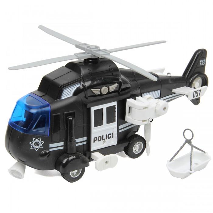 Купить Вертолеты и самолеты, Drift Вертолет police helicopter 1:16