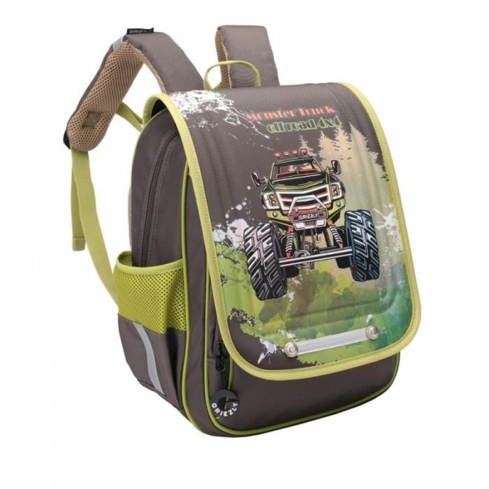 Купить Школьные рюкзаки, Grizzly Рюкзак школьный RA-976-1