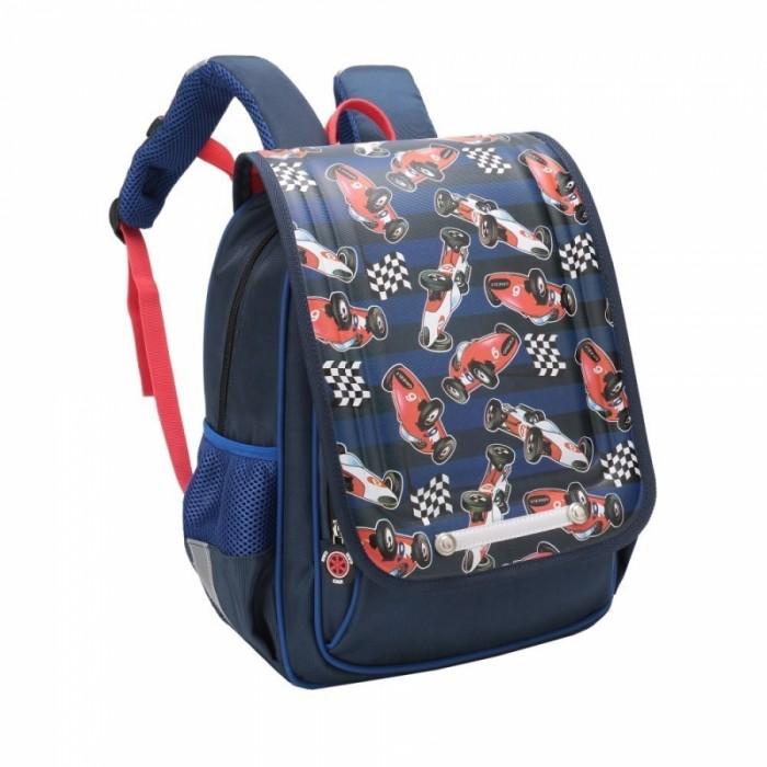 цена на Школьные рюкзаки Grizzly Рюкзак школьный RA-976-3