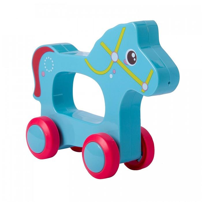 Картинка для Каталки-игрушки Bondibon Лошадка ВВ2324