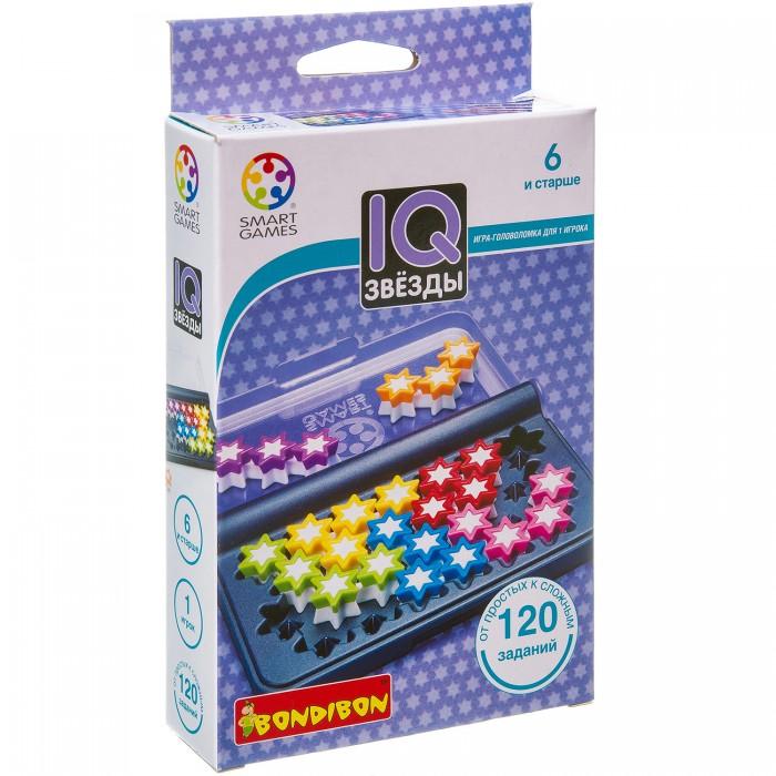 Настольные игры Bondibon Логическая игра IQ-Звёзды недорого