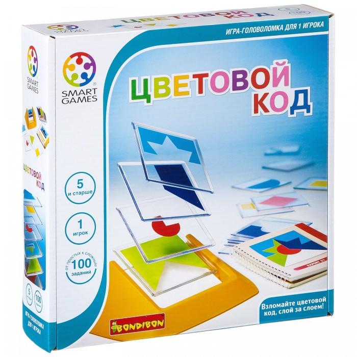 Настольные игры Bondibon Логическая игра Цветовой код