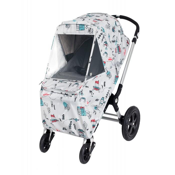 Дождевик Leokid  для коляски Cute Park