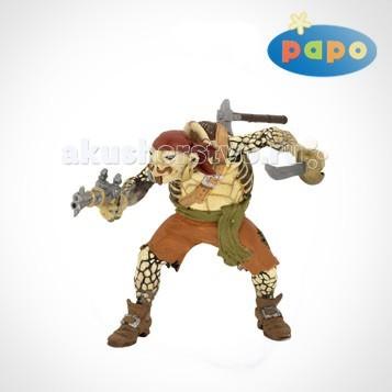 Игровые фигурки Papo Игровая фигурка Пират Черепаха-мутант