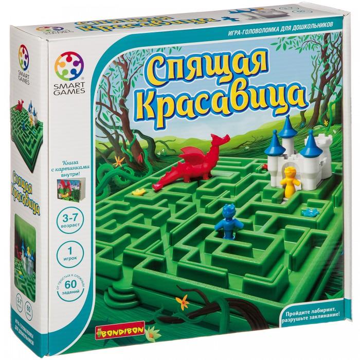 Bondibon Логическая игра Спящая красавица фото