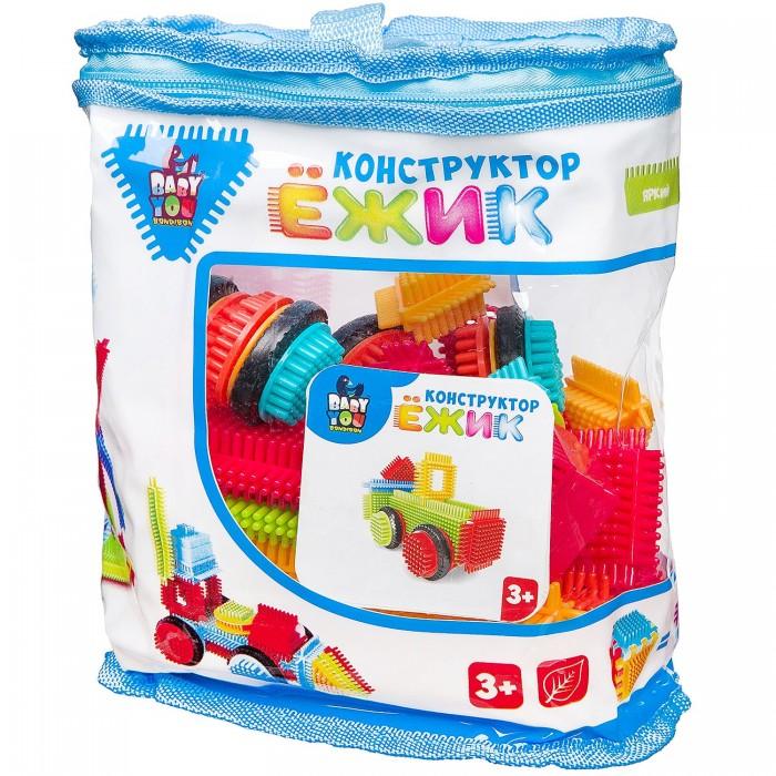 Конструкторы Bondibon Ежик Мельница (42 детали)