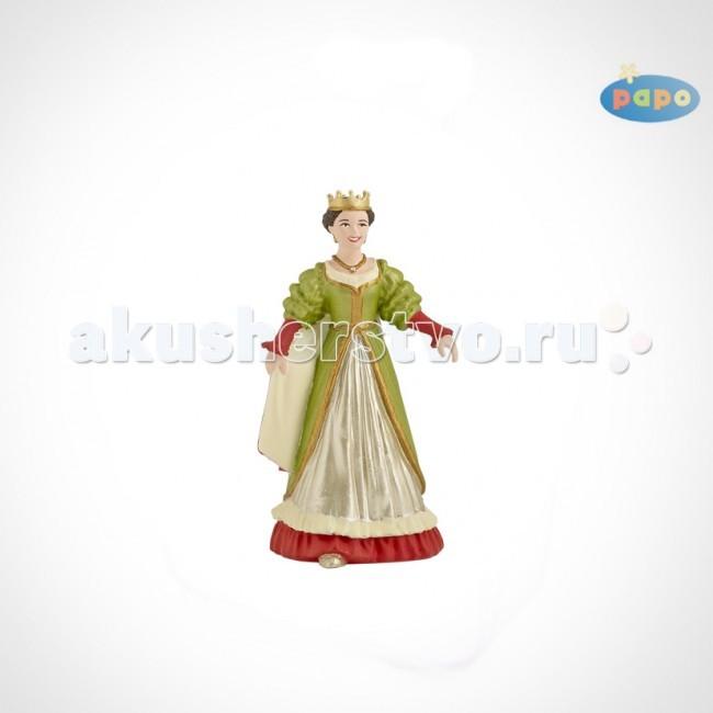 Игровые фигурки Papo Игровая реалистичная фигурка Королева
