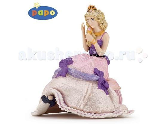 Игровые фигурки Papo Игровая реалистичная фигурка Сидящая принцесса игровые фигурки papo фигурка рыба пила