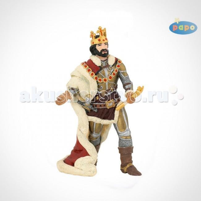 Игровые фигурки Papo Игровая реалистичная фигурка Король