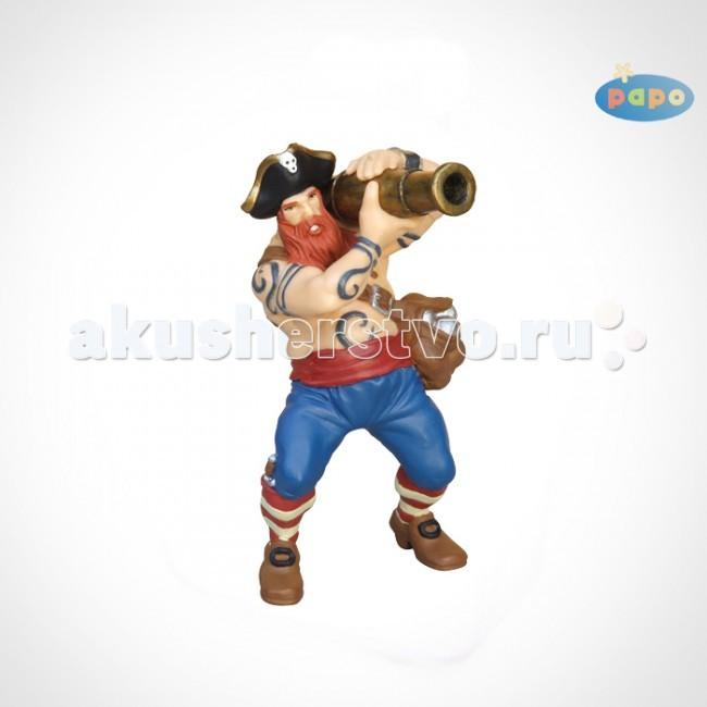 Игровые фигурки Papo Игровая фигурка Пират Канонир