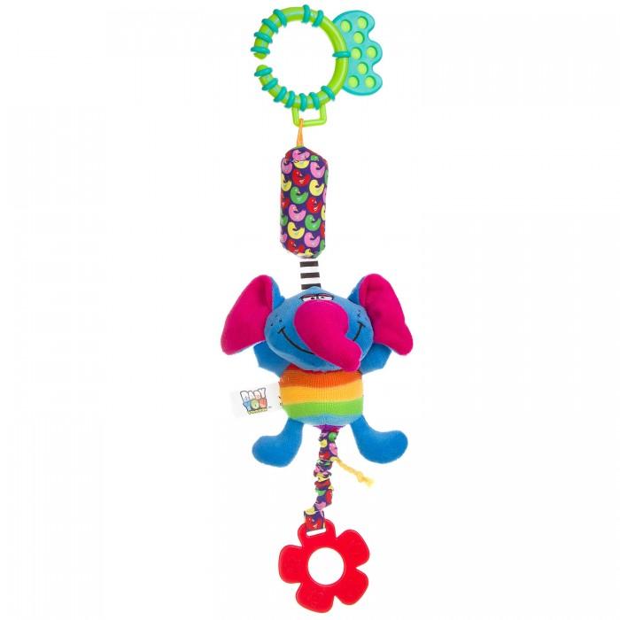 Подвесные игрушки Bondibon Слон с колокольчиком