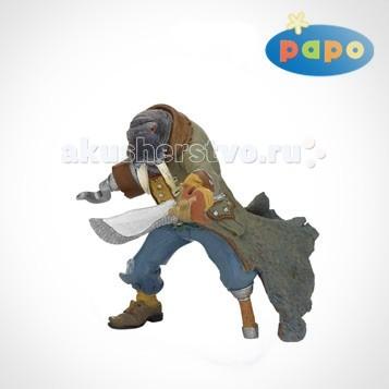 Игровые фигурки Papo Игровая фигурка Пират Морж-мутант