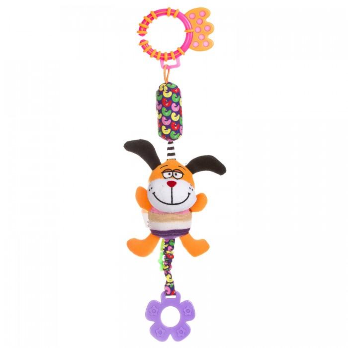 Подвесные игрушки Bondibon Собака с колокольчиком