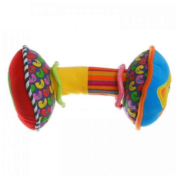 Купить Погремушки, Погремушка Bondibon Развивающая игрушка Гантель КОТ