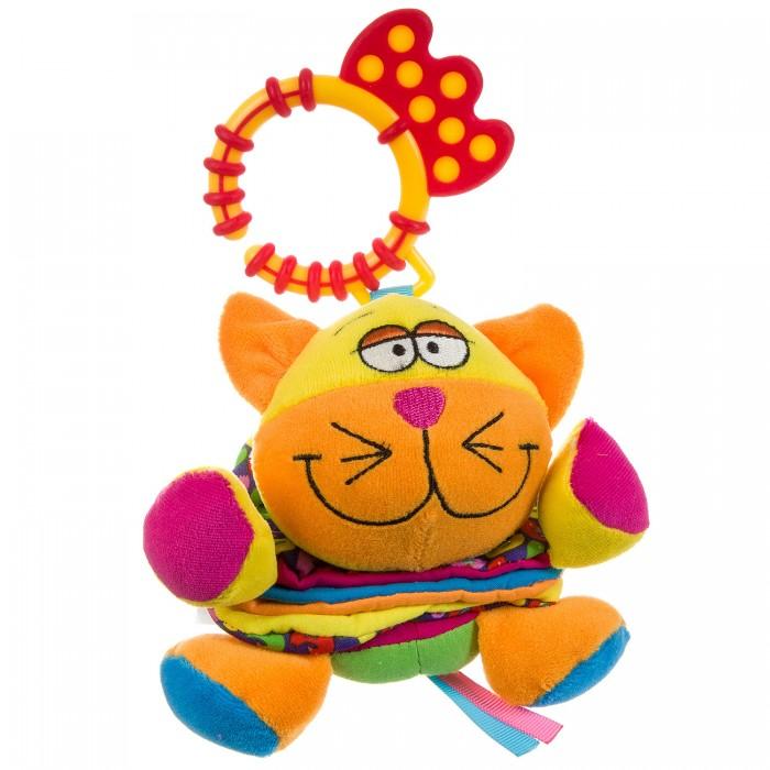 Подвесная игрушка Bondibon Развивающая Кот гармошка