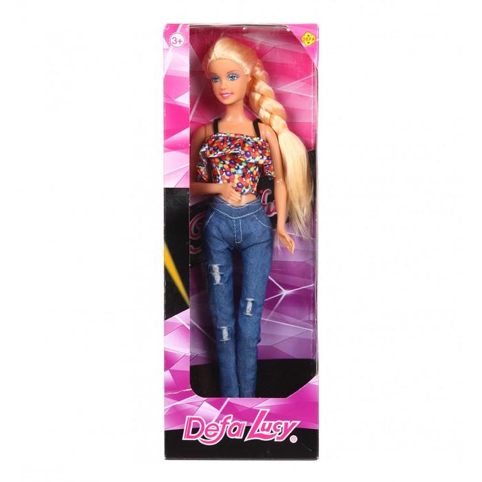 Куклы и одежда для кукол Defa Lucy кукла 28 см dl8355