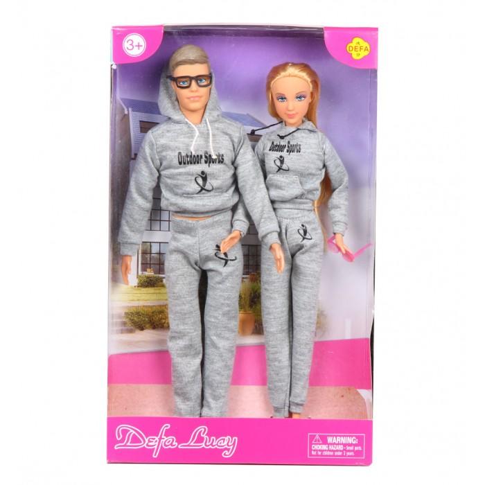 Defa Кукла Люси и Кен  28 см dl8360