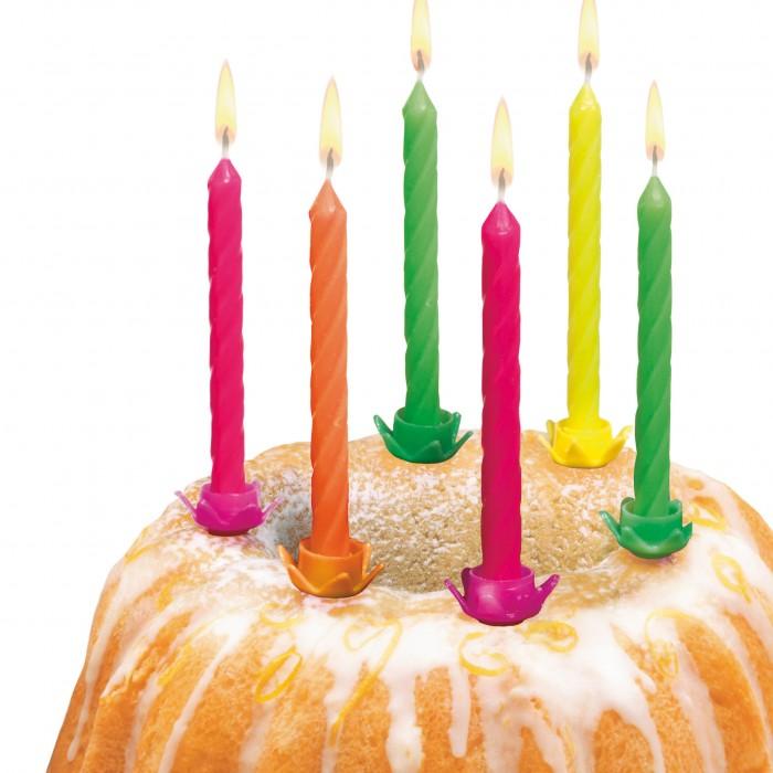 Товары для праздника Susy Card Свечи для торта 12 шт.