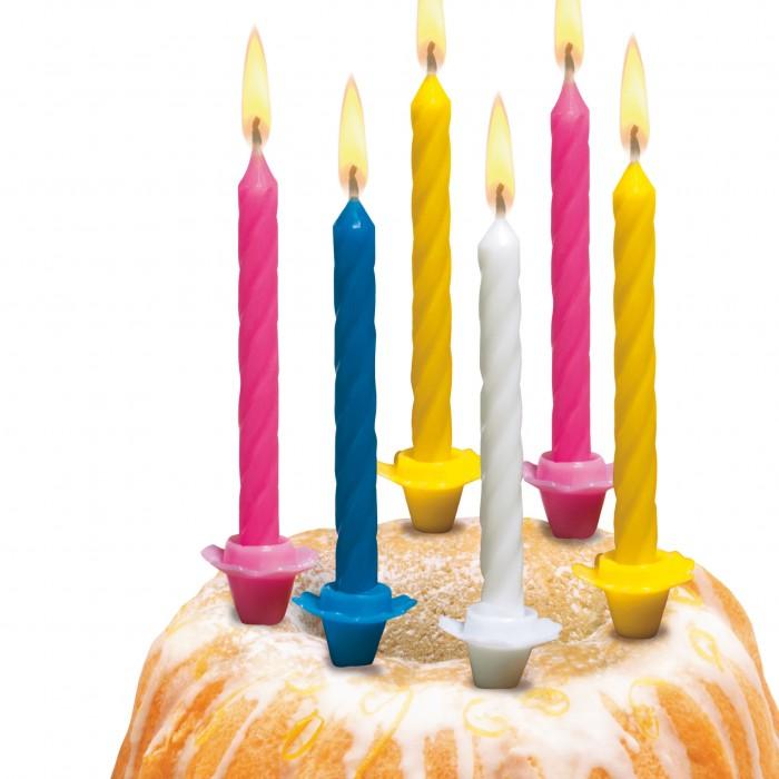 Товары для праздника Susy Card Свечи для торта малые 12 шт.