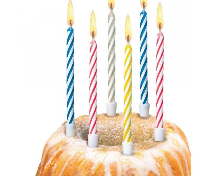 Товары для праздника Susy Card Свечи торта НВ Magic 10 шт.