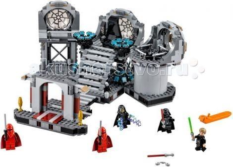 Конструктор Lego Star Wars 75093 Лего Звезда Смерти: Последняя битва