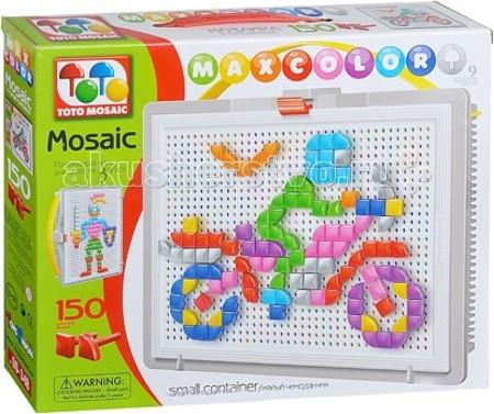 Мозаика ToysUnion Мозаика Maxcolor Скорость мозаика toysunion мозаика классика 135эл малая плата 00 325