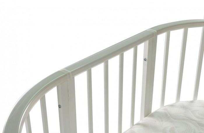 Аксессуары для мебели Forest ПВХ Накладки для овальной кроватки (грызунки)