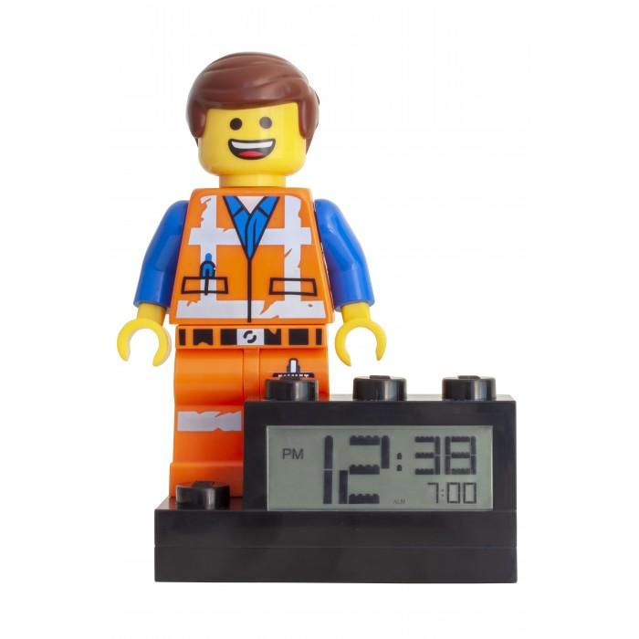 Купить Конструктор Lego Будильник Movie 2 Emmet минифигура