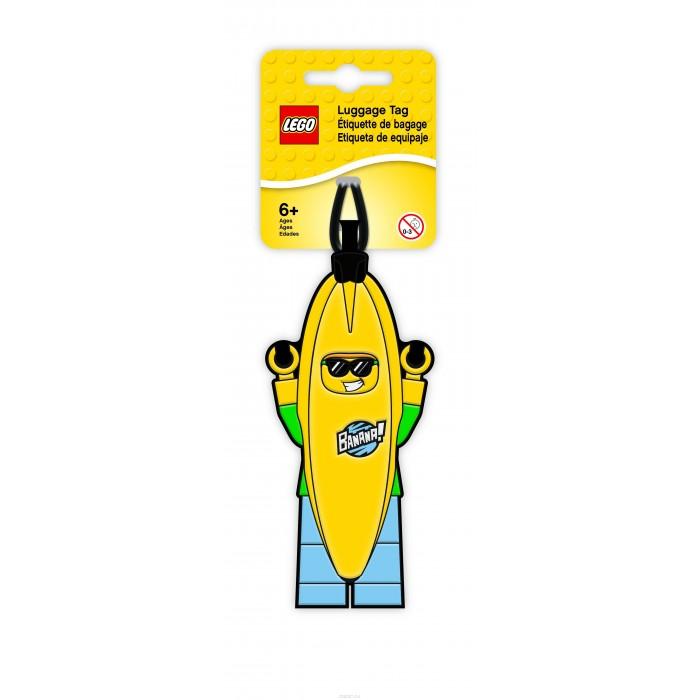 Купить Lego Бирка для багажа Banana в интернет магазине. Цены, фото, описания, характеристики, отзывы, обзоры