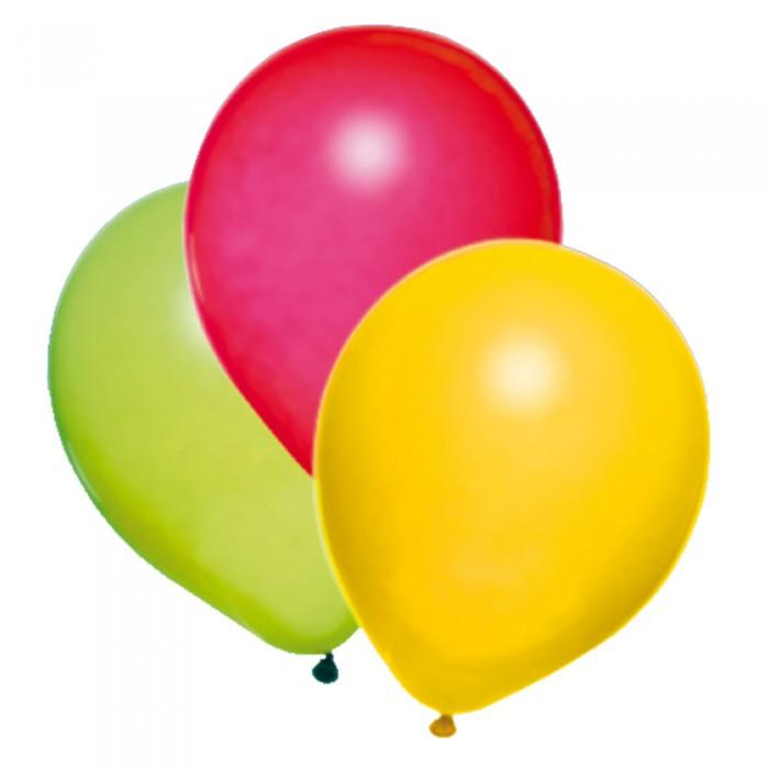 Товары для праздника Susy Card Шары воздушные Радужные 10 шт.