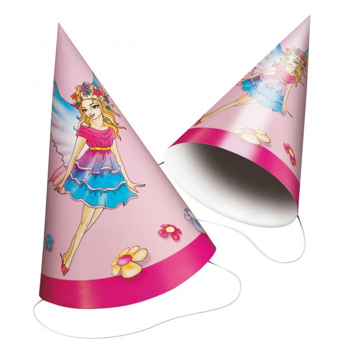 шапочки и чепчики Товары для праздника Susy Card Шапочки карнавальные Фея 6 шт.