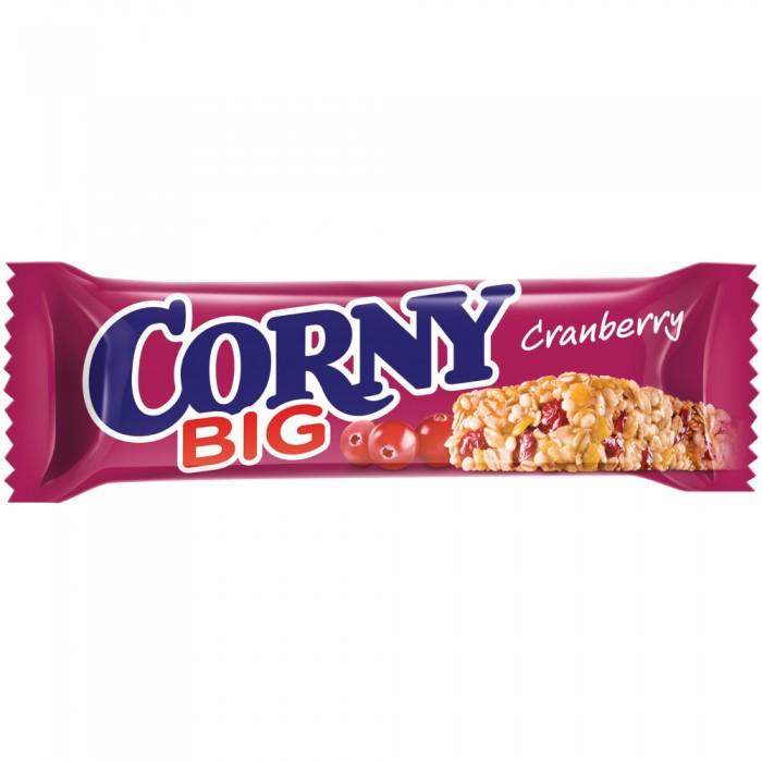 Печенье Corny Злаковый батончик Big с клюквой 50 г батончик corny big злаковый с клюквой 50 г
