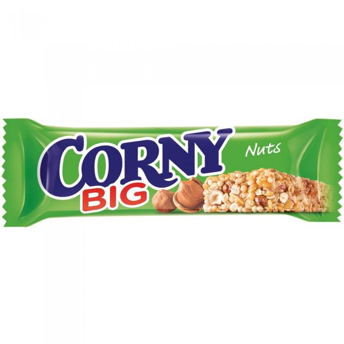 Печенье Corny Злаковый батончик Big с лесным орехом 50 г батончик corny milk злаковый с молоком и какао 30 г