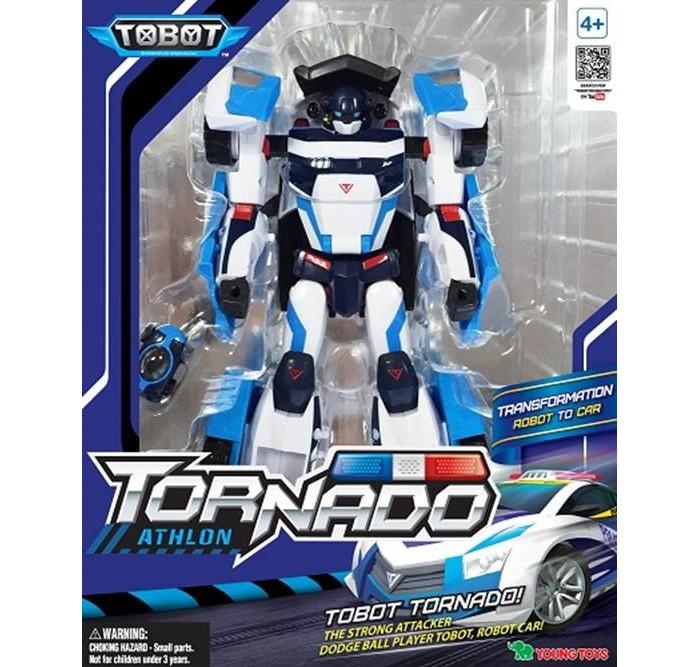 Tobot Робот-трансформер Атлон Торнадо S2 фото