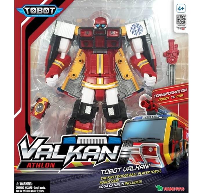 Картинка для Tobot Робот-трансформер Атлон Вулкан S2