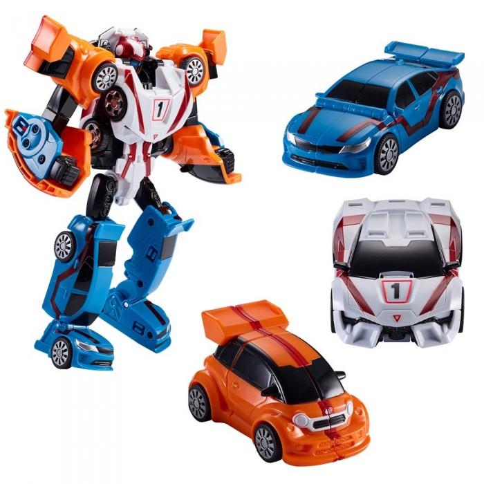 Tobot Робот-трансформер Мини Атлон Чемпион S2 фото