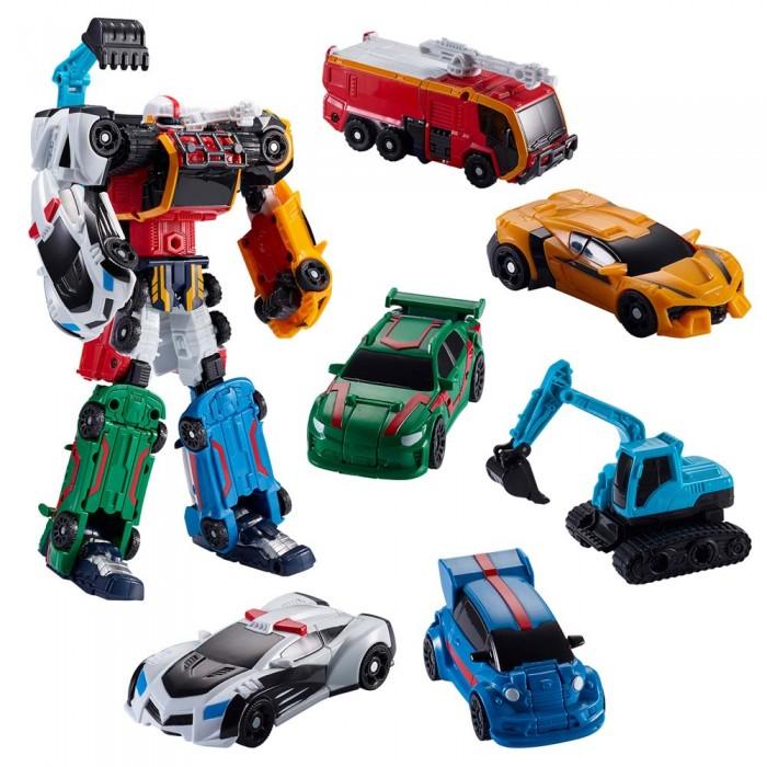 Tobot Робот-трансформер Мини Атлон Магма 6 S2 фото