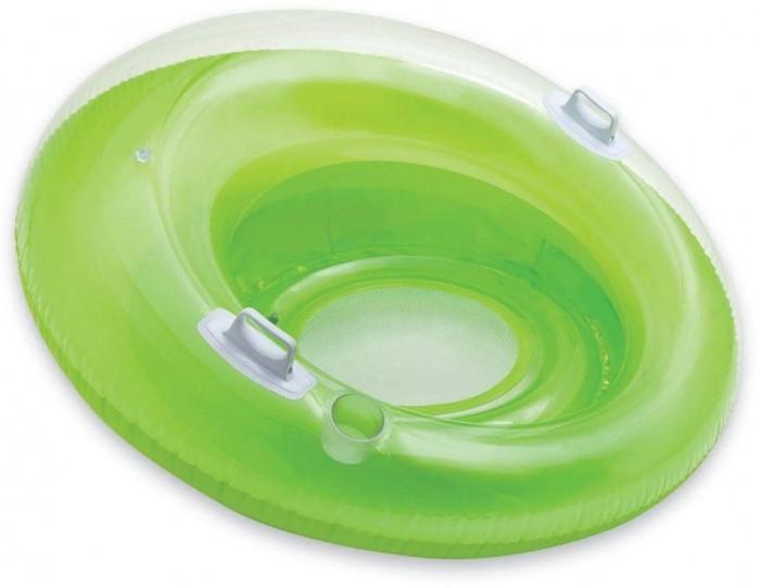 Intex Надувной круг с сеткой и держателями 119 см от Intex